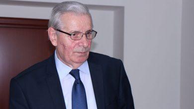Stevo Mirjanić, ministar poljoprivrede, vodoprivrede i šumarstva
