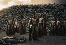 Bitka kod Termopila (scena iz filma 300)