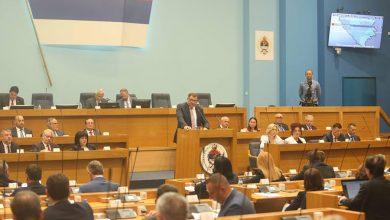 Milorad Dodik u Nardonoj Skupštini Republike Sprske, foto Siniša Pašalić