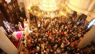 Liturgija u hramu Hrista Spasitelja / foto: Siniša Pašalić