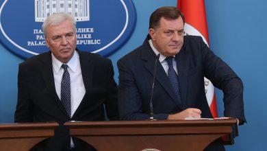 Marko Pavić i Milorad Dodik / foto: Dejan Božić