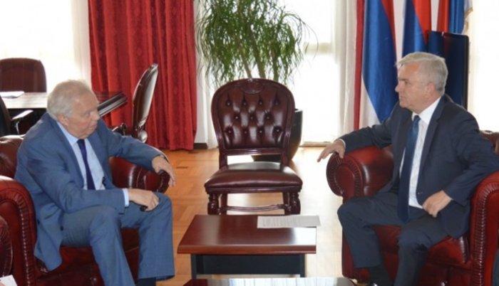 Petar Ivancov i Nedeljko Čubrilović