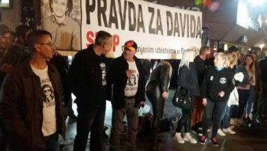 Pravda za Davida, 31.10.2018. godine / foto: G. Obradović