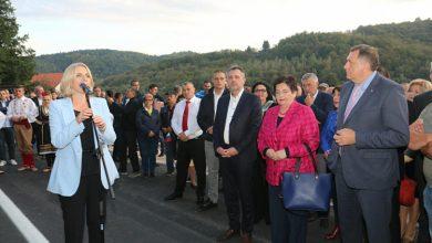 SNSD, predizborni skup u Banjaluci