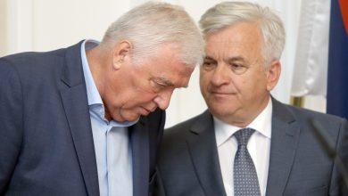Marko Pavić i Nedeljko Čubrilović