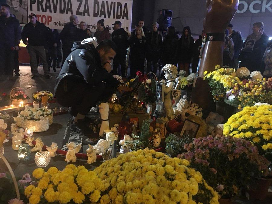 Pravda za Davida, 15.11.2018. godine / foto: Valentina Mišljenović