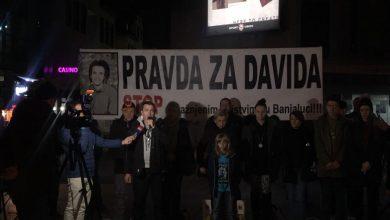 Pravda za Davida, 16.11.2018. godine / foto: Tanja Vukomanović