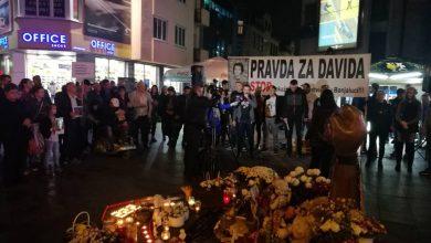 Pravda za Davida, 2.11.2018. godine / foto: Slobodan Popadić