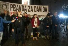 Pravda za Davida, 23.11.2018. godine / foto: Nikola Morača