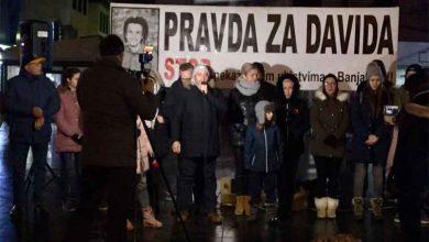 Pravda za Davida, 28.11.2018. godine / foto: Tanja Vukomanović