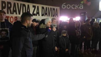 Pravda za Davida, 29.11.2018. godine / foto: Valentina Mišljenović