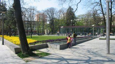 Staklenac, park Petar Kočić