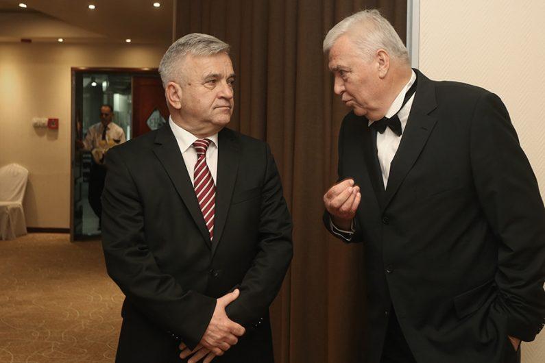 Nedeljko Čubrilović i Marko Pavić