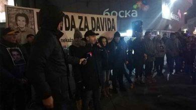 Pravda za Davida, 1.12.2018. godine / foto: Goran Obradović