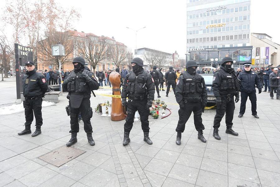 JZP na Trgu Krajine / foto: Dejan Božić
