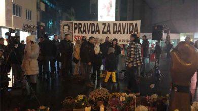 Pravda za Davida, 3.12.2018. godine / foto: Vesna Popović