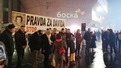 Pravda za Davida, 4.12.2018. godine / foto: Goran Obradović