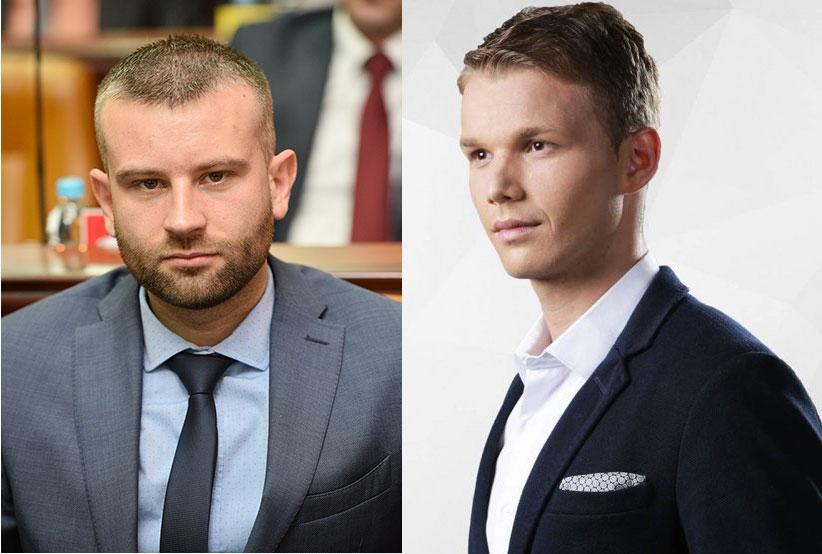 Stojan Vukajlović i Draško Stanivuković