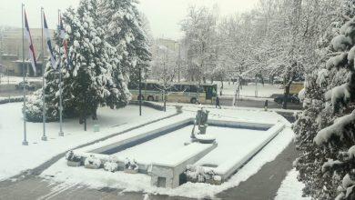 Fontana ispred Narodne skupštine / foto: Siniša Pašalić