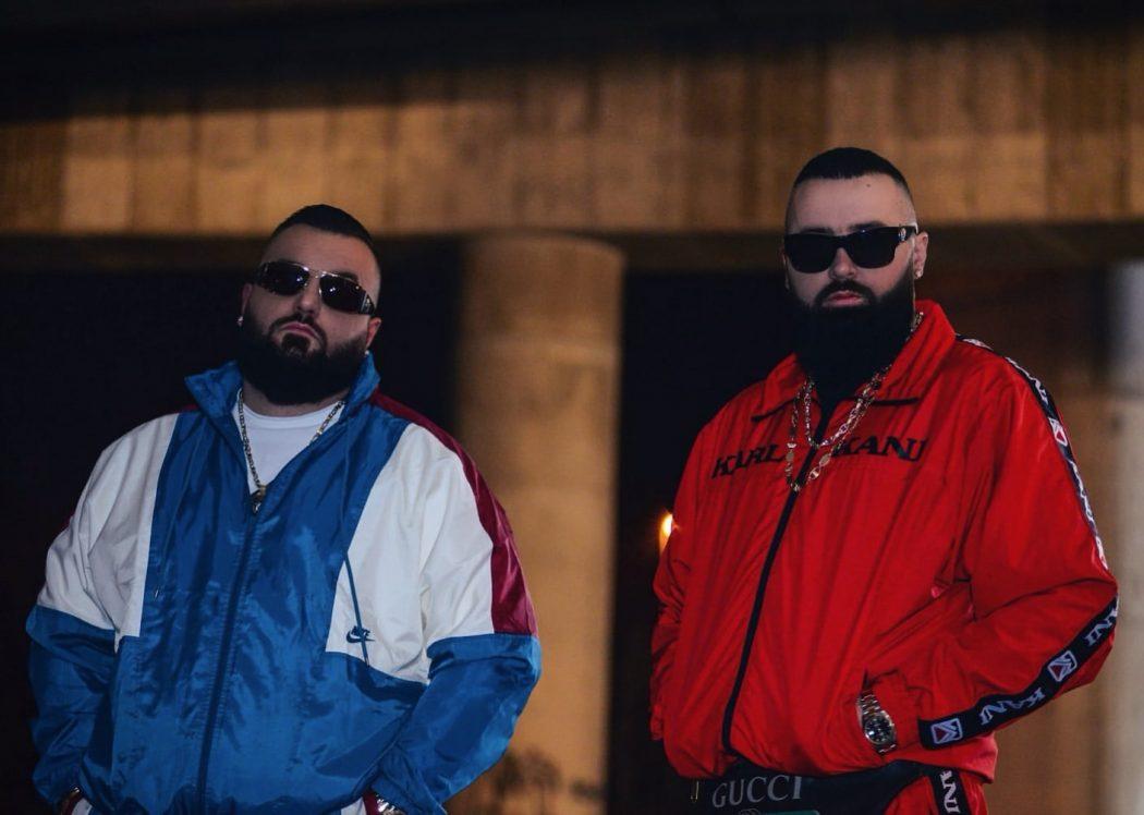 """Bošnjački reperi koji nastupaju pod pseudonimima """"Jala Brat"""" i """"Buba Кoreli"""""""