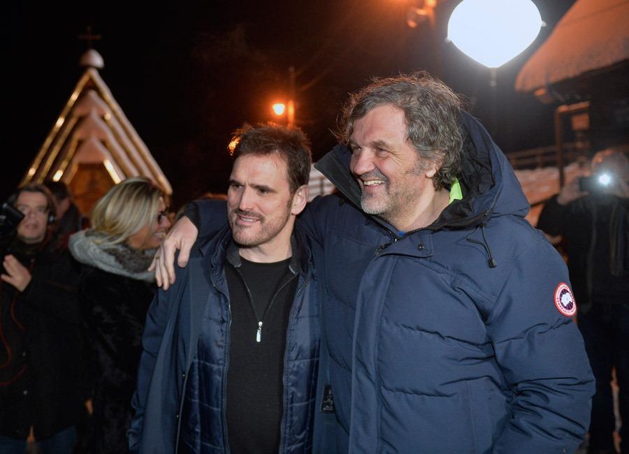 Matt Dillon i Emir Kusturica