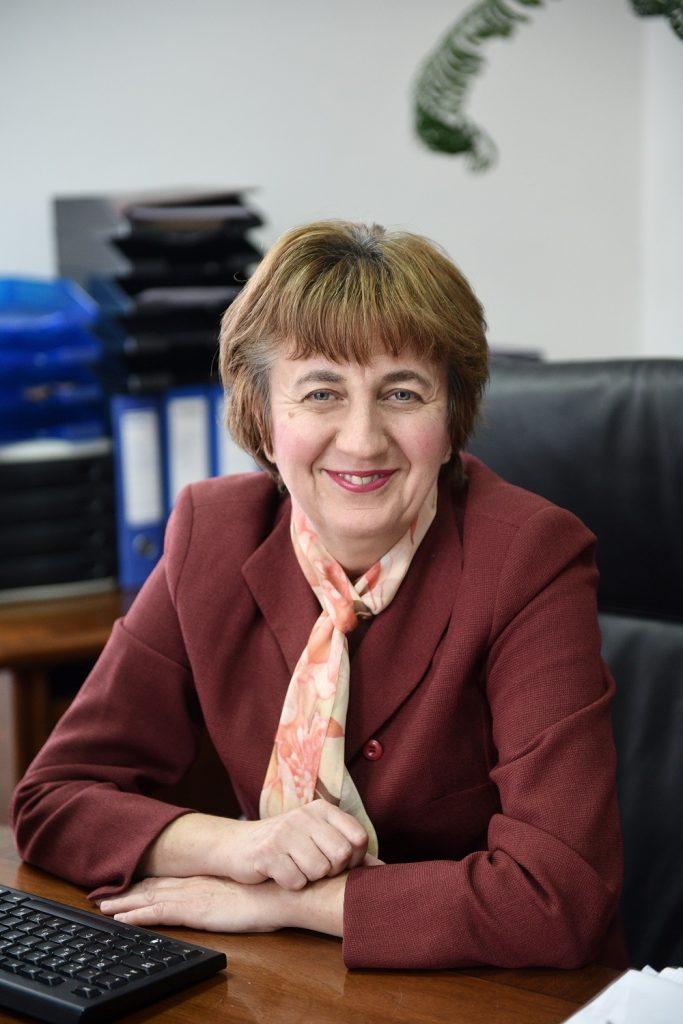 Božana Šljivar, načelnik Odjeljenja za finansije