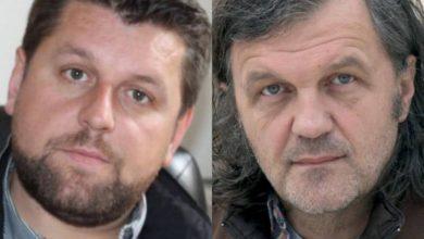 Ćamil Duraković i Emir Kusturica