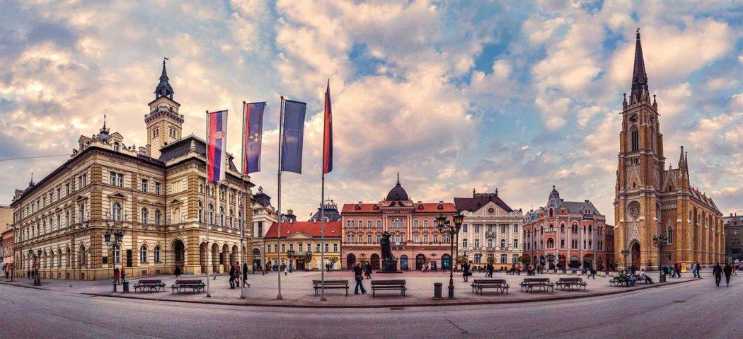 Novi Sad, Trg Slobode