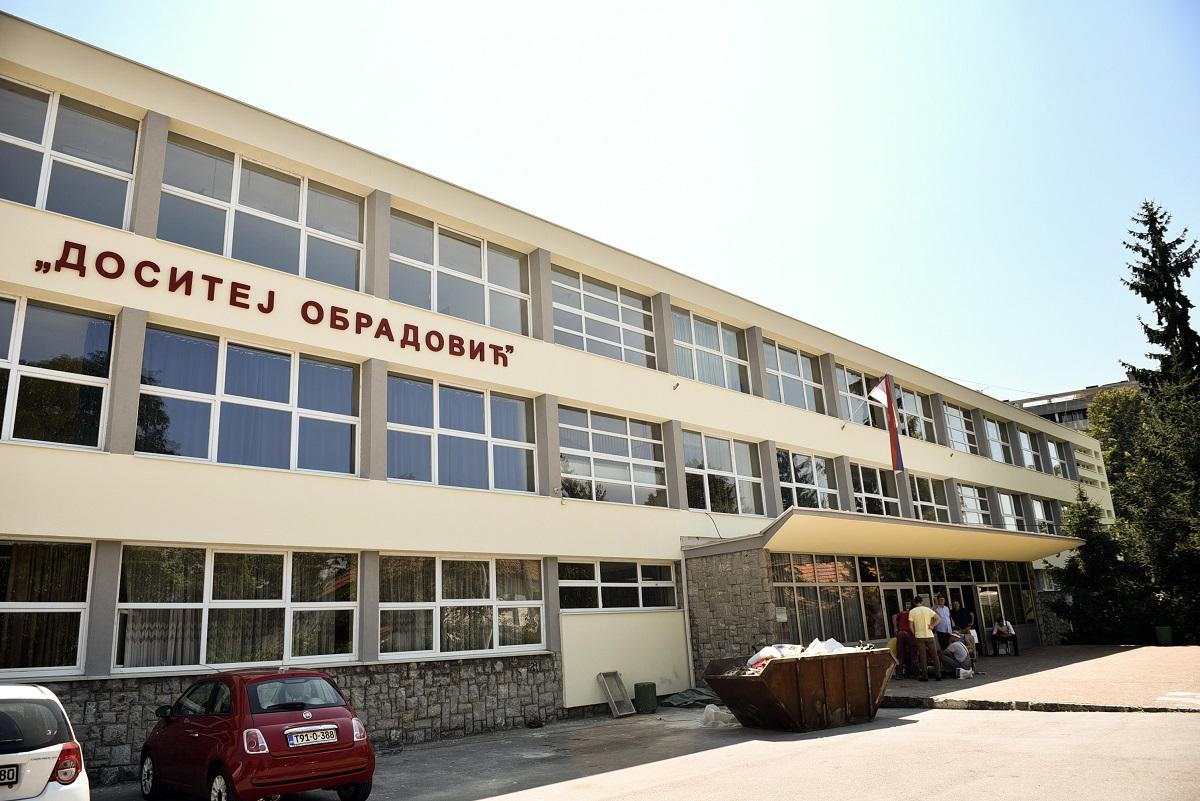 Prošle godine obnovljeno 26 školskih objekata (Foto arhiva)