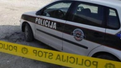 Vozač poginuo, suvozač teško povrijeđen u nesreći na Kupresu