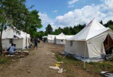 Sukob migranata u kampu Vučijak: Jedan ubijen, drugi u bolnici