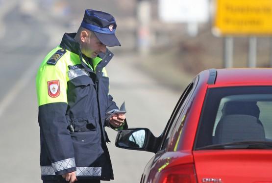 Pojačane kontrole brzine i vožnje pod uticajem alkohola