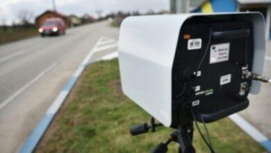 Za dan u Laktašima evidentirano 159 prekoračenja brzine