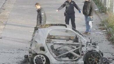 Za par sati u Zagrebu zapaljeno osam auta
